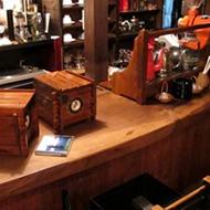 カフェすこやか店内写真